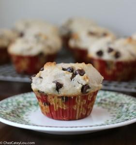 Chocolate Chip Cinnamon Muffins