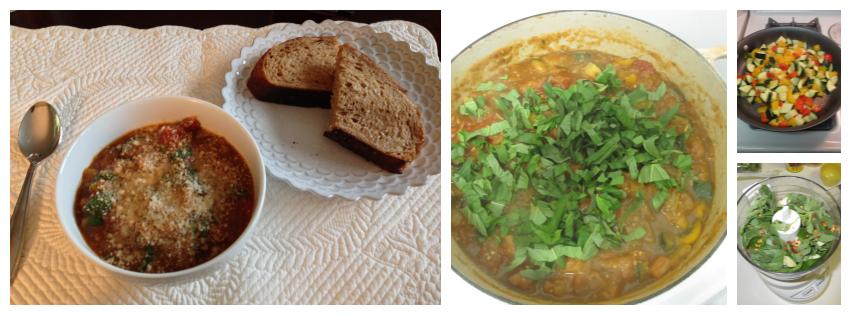 Italian Vegetable Stew (Ciambotta) - Chez CateyLou