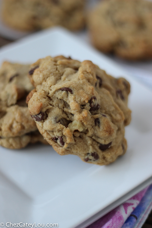 Levain Bakery Chocolate Chip Cookies Chez Cateylou