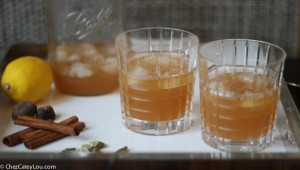 Thanksgiving Punch | chezcateylou.com