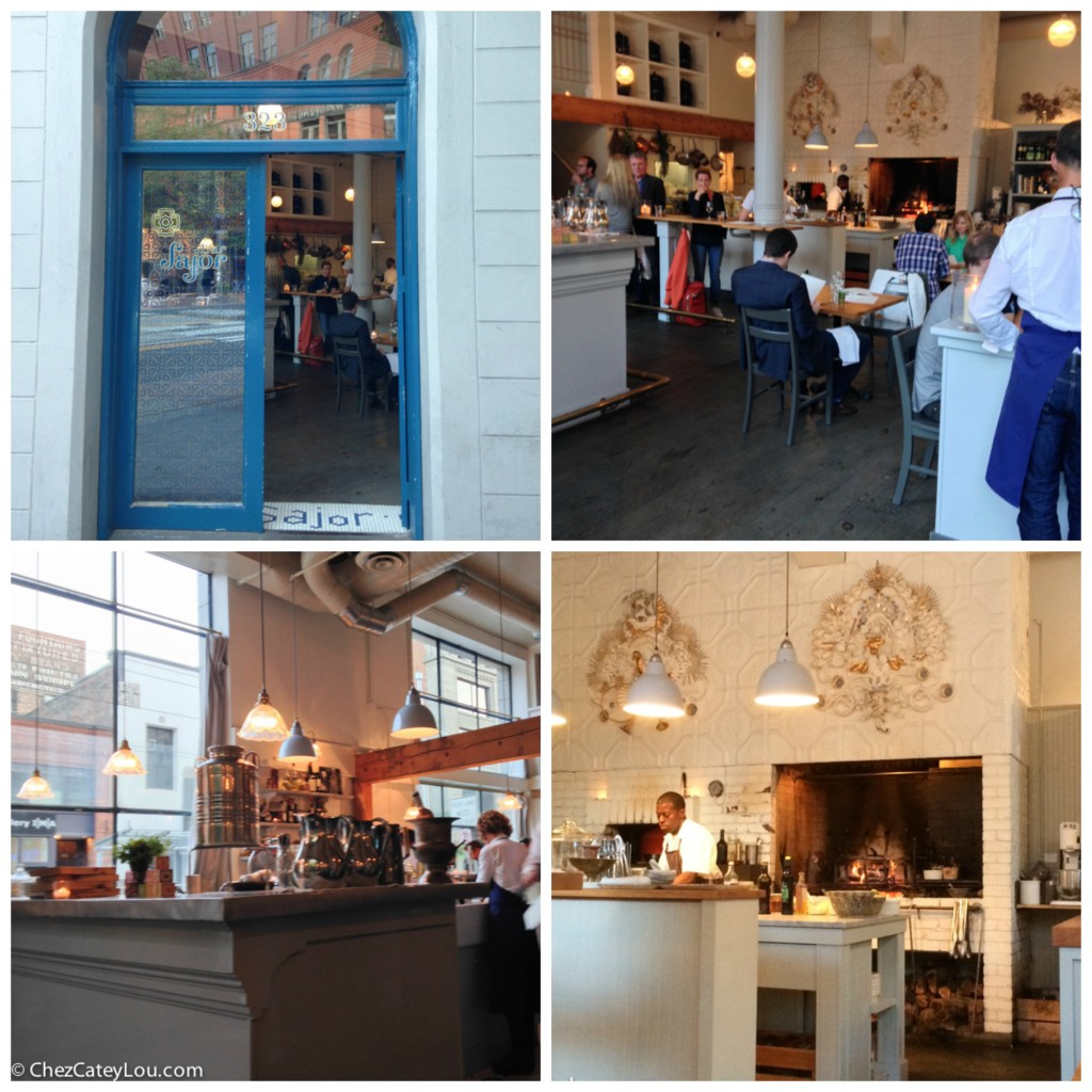 Bar Sajor Seattle | chezcateylou.com