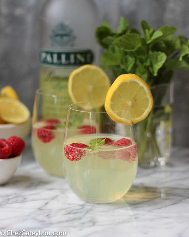 Limoncello Cocktail | chezcateylou.com