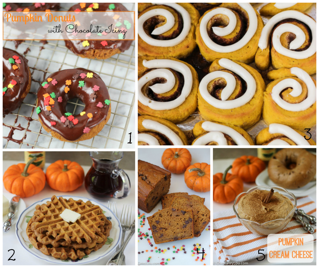 Pumpkin Week Collage