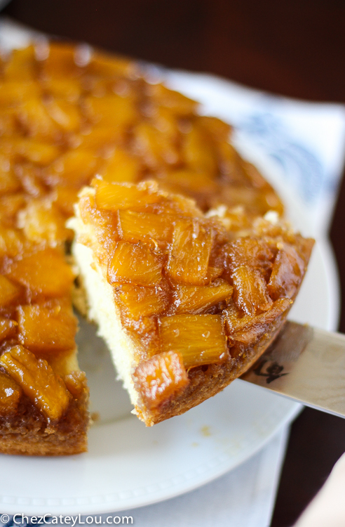 Caramelized Pineapple Upside Down Cake Recipes — Dishmaps