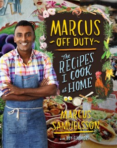 Marcus Samuelsson, Off Duty