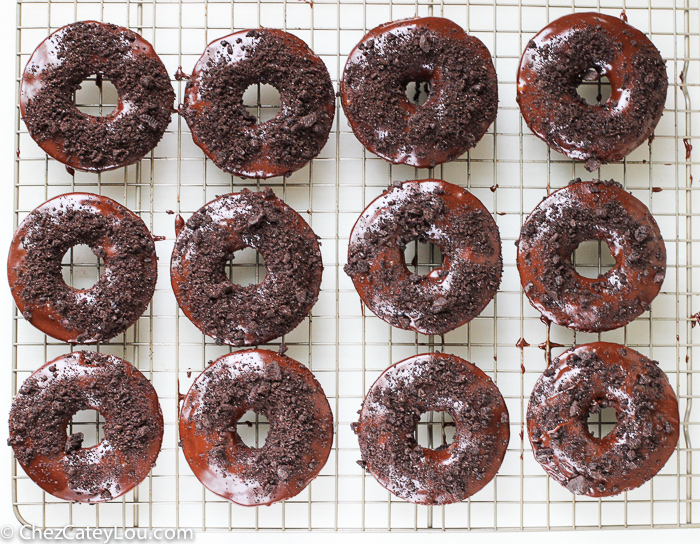 Brooklyn Blackout Donuts | ChezCateyLou.com