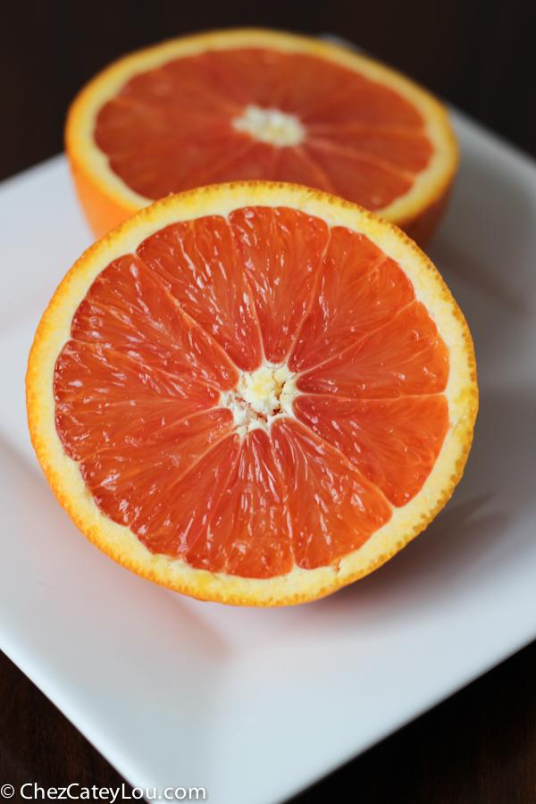 Cara Cara Orange Mini Muffins   chezcateylou.com