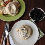 Light and Fluffy Overnight Buttermilk Cinnamon Rolls | chezcateylou.com