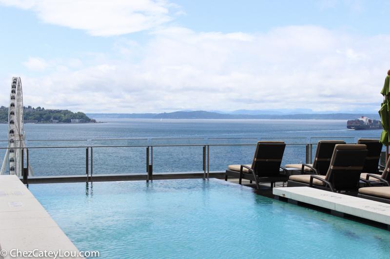 Four Seasons  Seattle | chezcateylou.com