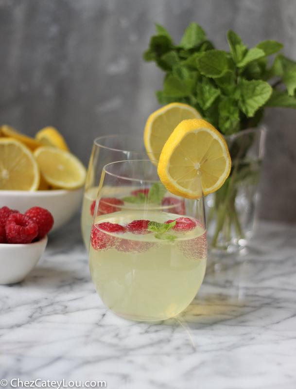 Limoncello Cocktail | chezcateylou.com