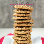 Oatmeal Peanut Butter Chip Cookies | ChezCateyLou.com