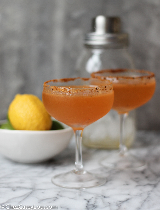 Kentucky Buck Fifty Cocktail | ChezCateyLou.com