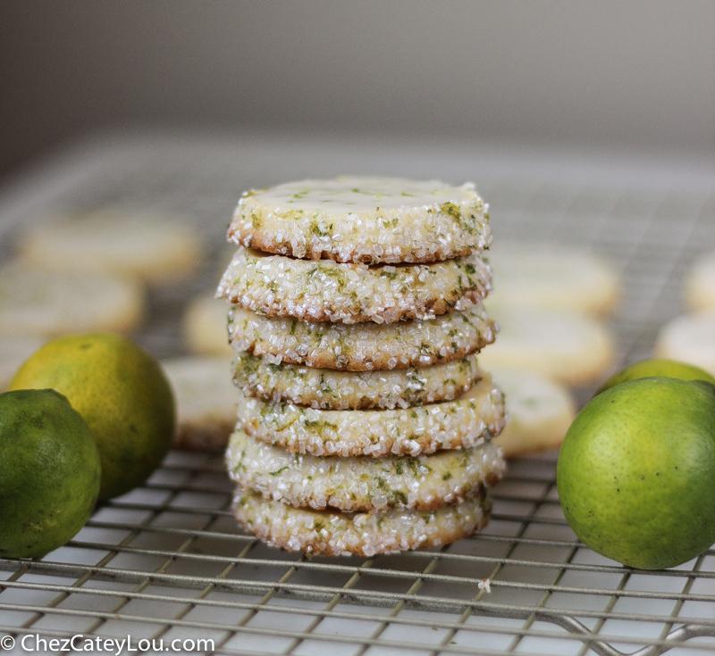 Keylime Sugar Cookies