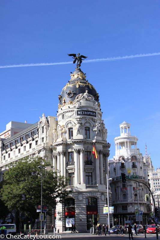 Madrid, Spain | ChezCateyLou.com