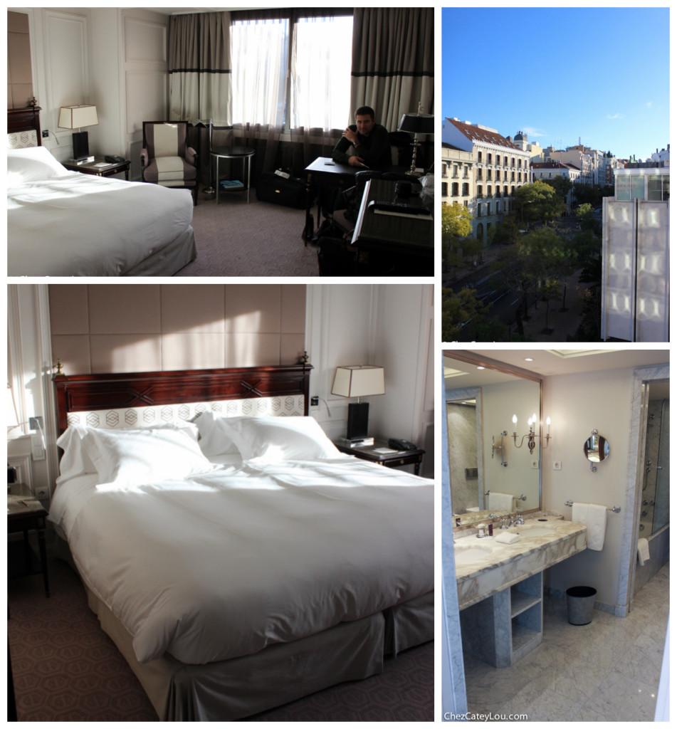 Villa Magna Hotel in Madrid, Spain | ChezCateyLou.com