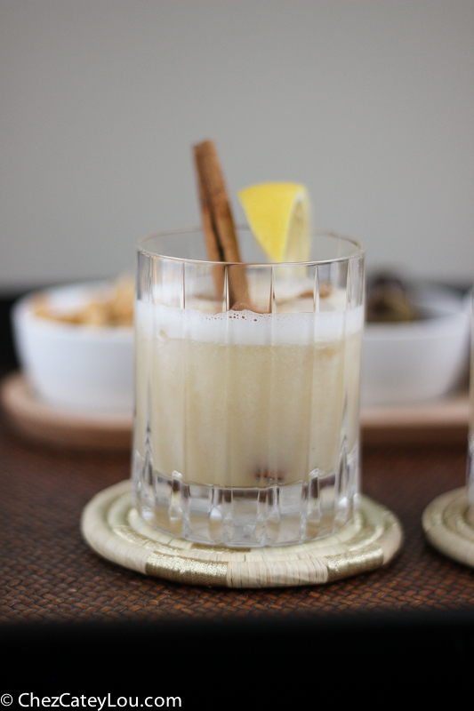 Aero Whiskey Sour