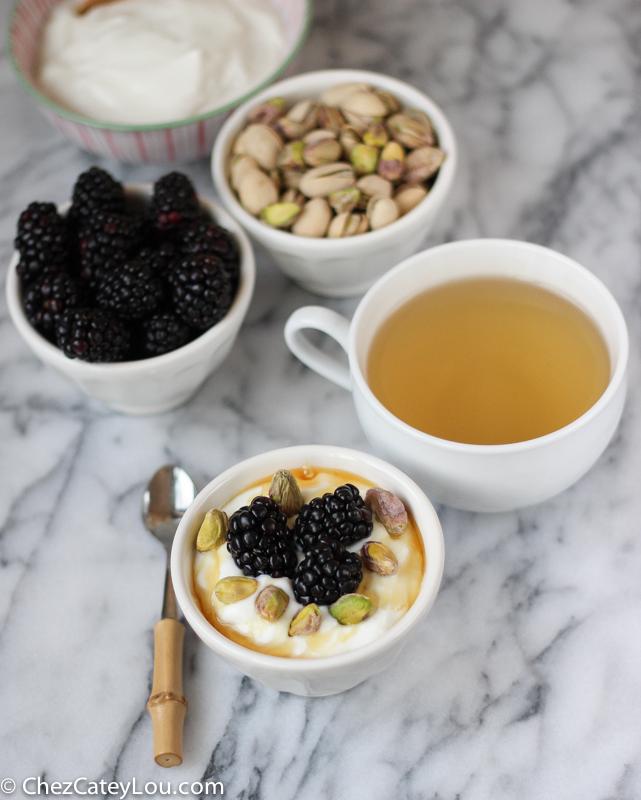 Easy Healthy Snacks with Pistachios | ChezCateyLou.com