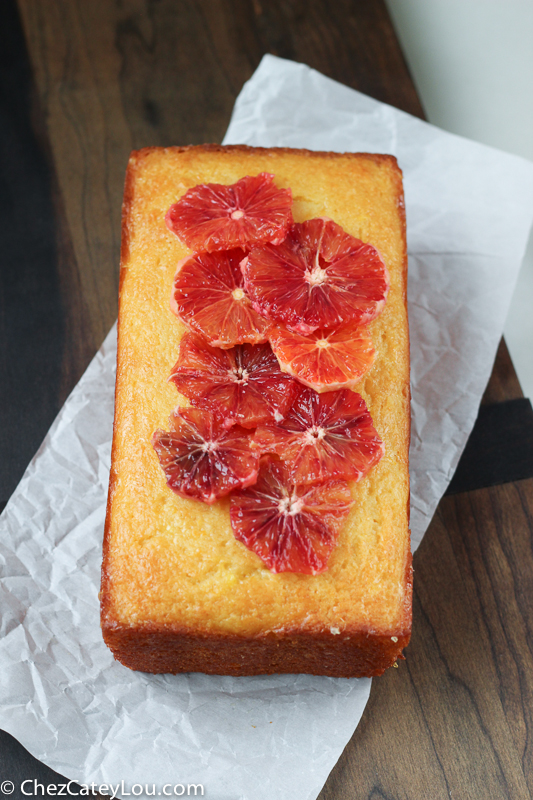 Orange Yogurt Cake | ChezCateyLou.com