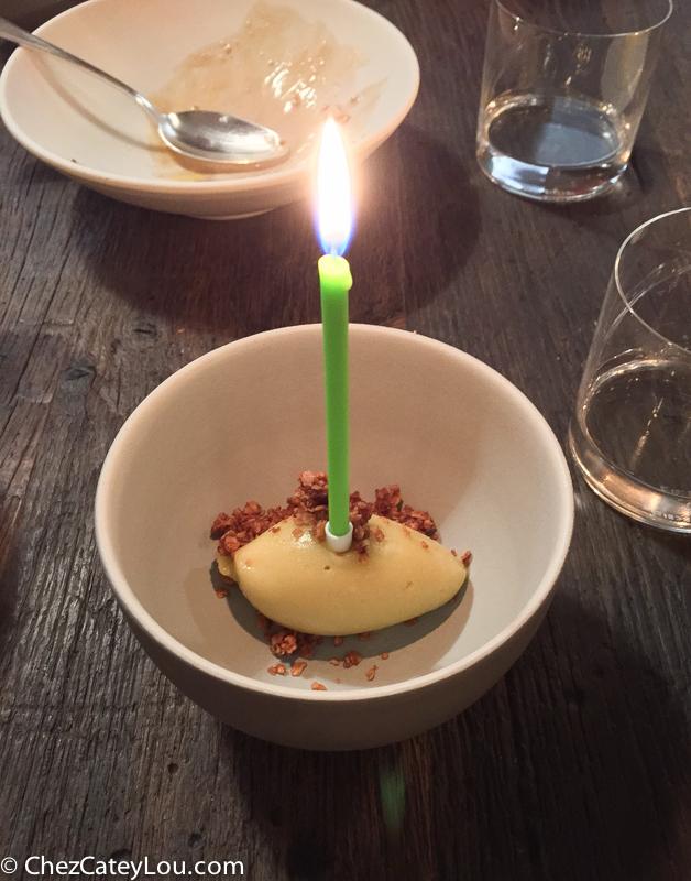 Septime restaurant in Paris, France | ChezCateyLou.com