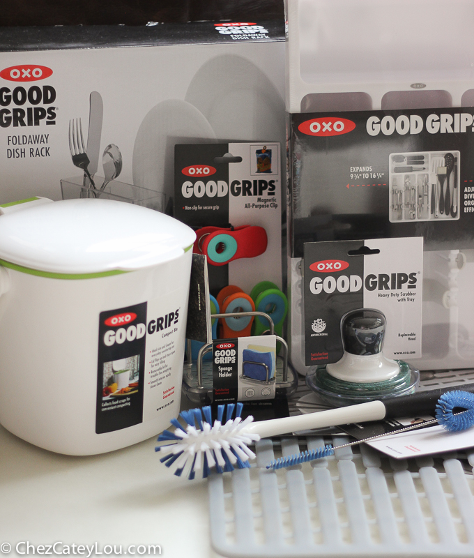 Spring Cleaning with OXO | ChezCateyLou.com