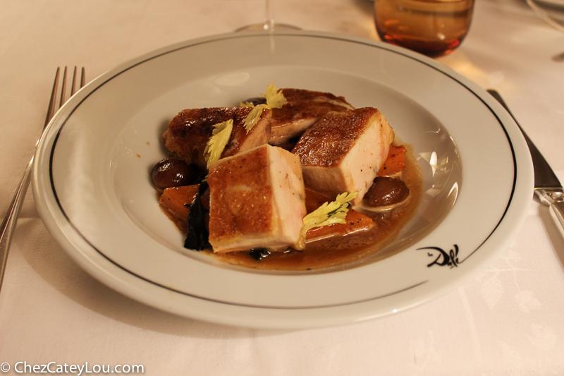 Le Meurice Hotel Paris, Le Dali Restaurants | ChezCateyLou.com