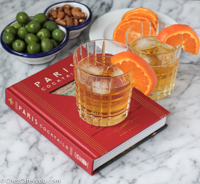 French Old Fashioned Cocktail   ChezCateyLou.com