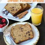 Chocolate Chip Sweet Potato Bread | ChezCateyLou.com